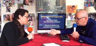 Nationaal bitcoin congres 2015