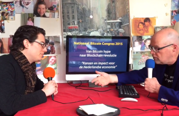 Nationaal bitcoin congres 2015