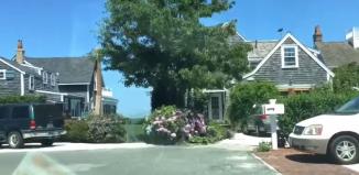 Nantucket tour by electric van
