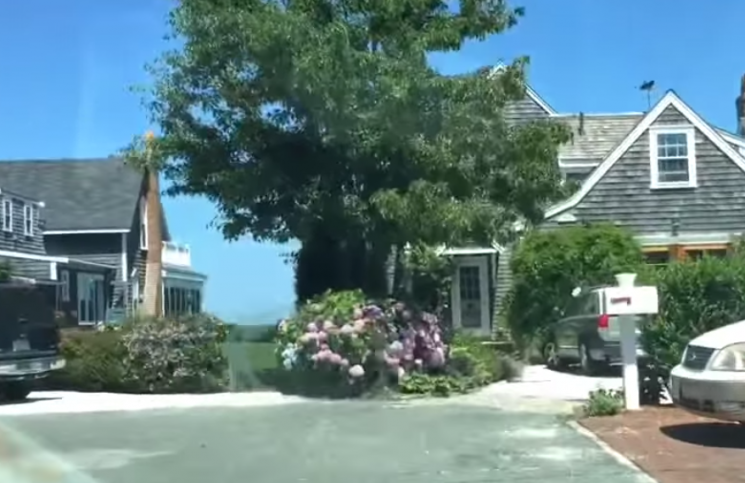Nantucket tour by electric van