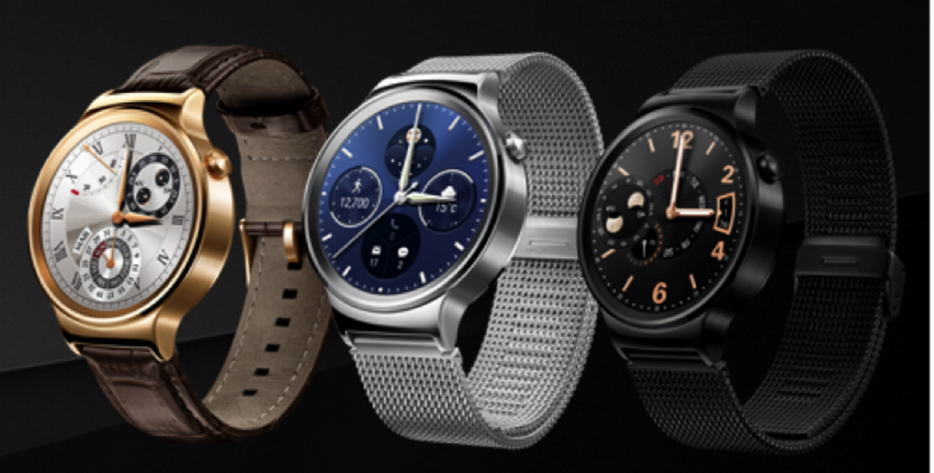 Huwawai smartwatches 23 sept
