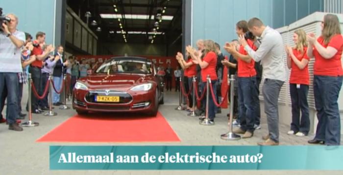 Massaal elektrisch rijden na dieselgate