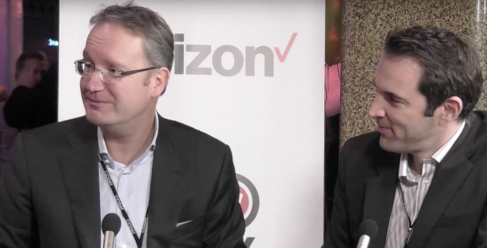 CIO Day: Aloys Kregting (DSM) & Alexander Schlager (Verizon)