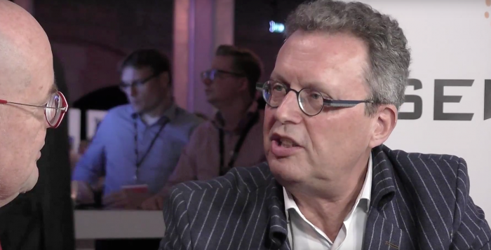 CIO Day: Fred Peters (Van Gansewinkel)