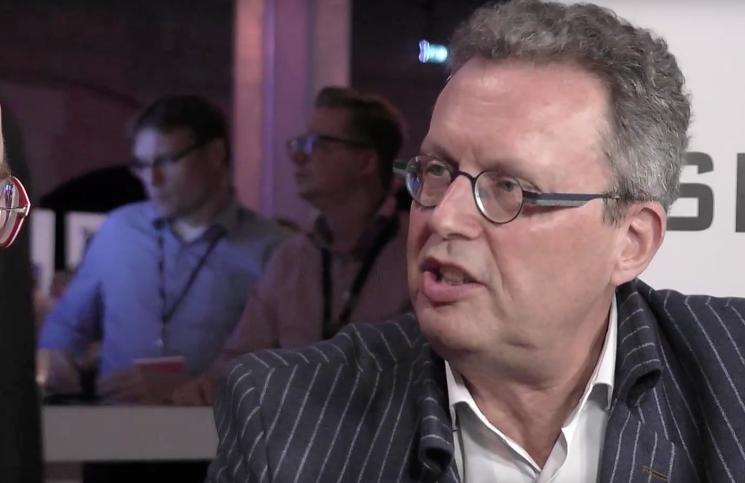 CIO Day: Fred Peters (Van Gansewinkel)