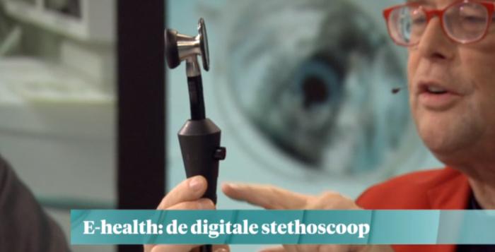 Digitale stethoscoop