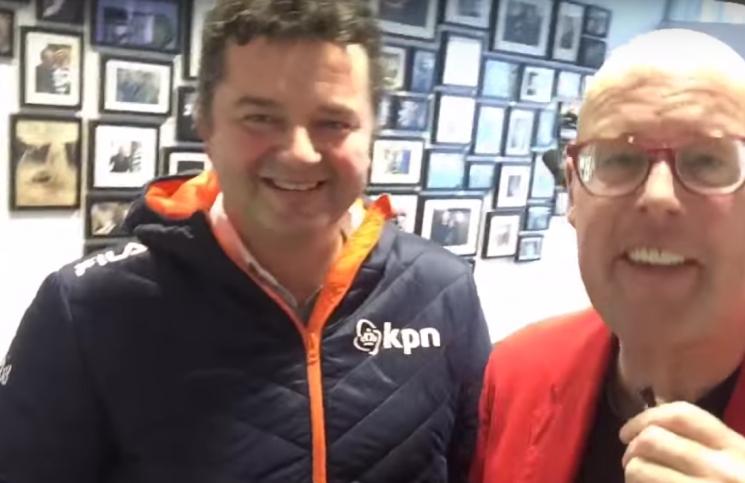 Meest invloedrijke sponsormanager Mark Versteegen over KPN sponsorships