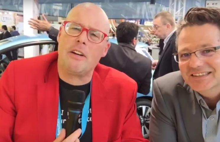 Rocket scientist Maarten Sierhuis over autonomous driving toekomst