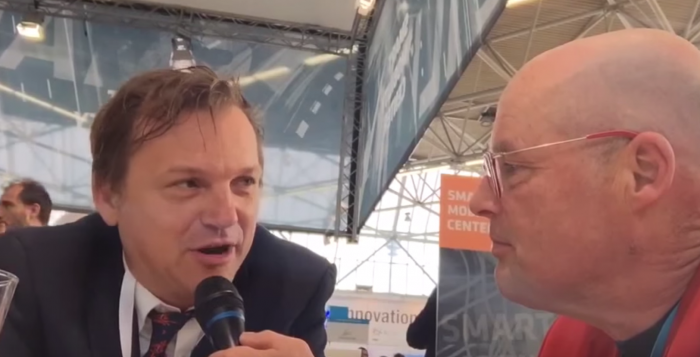 Highlights innovatie Intertraffic
