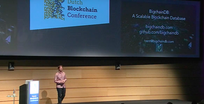 Trent McConaghy: how do you build a scalable blockchain database?