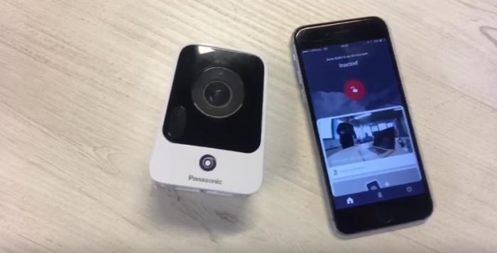 Panasonic NuboCam: de allereerste 4G camera