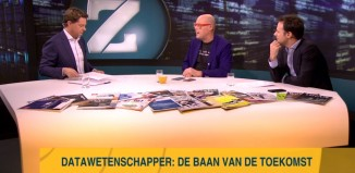 RTL Z: Datawetenschapper is de baan van de toekomst