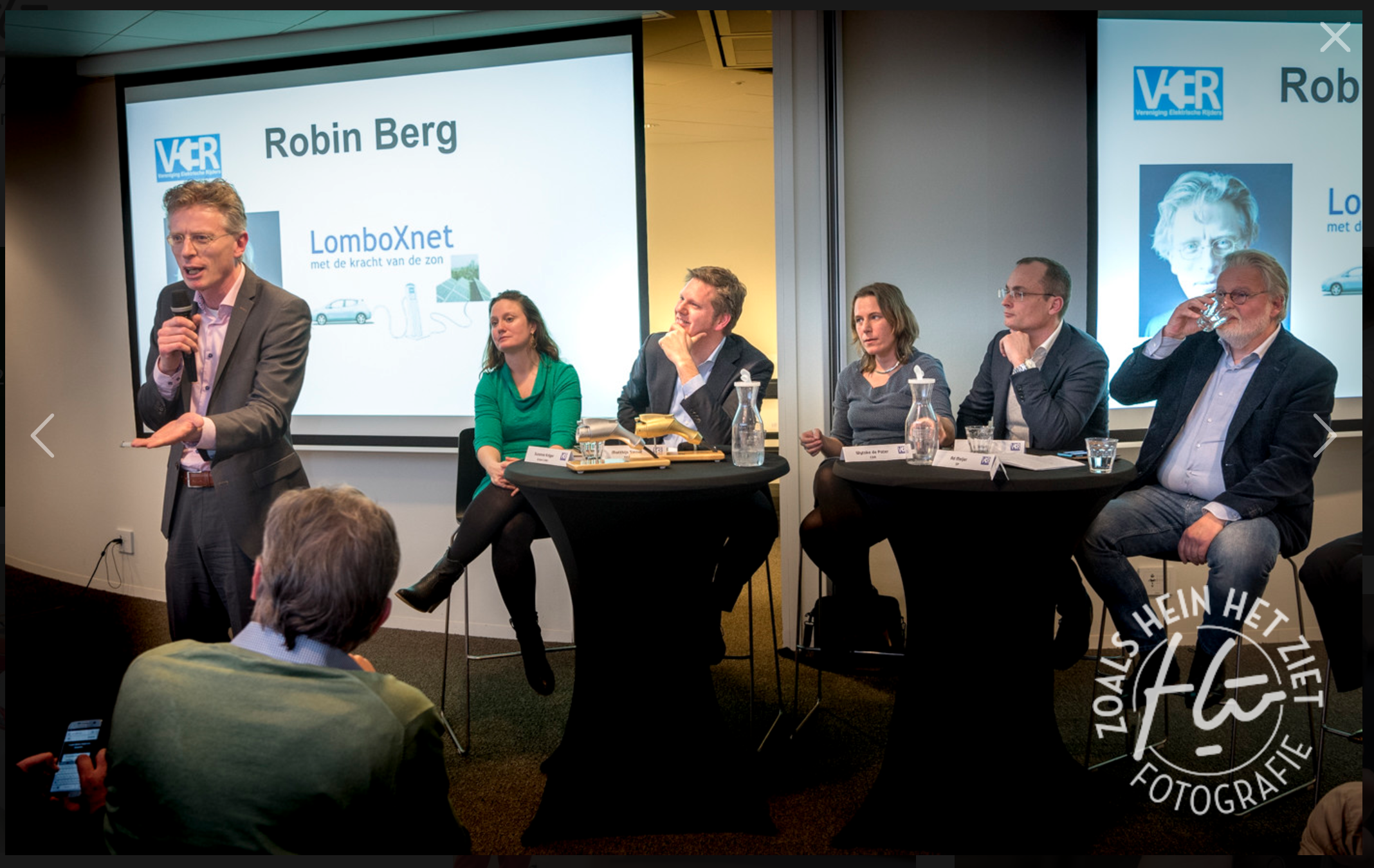 Groenlinks Wint Gouden Stekker 2017 Voor Beste Beleid Elektrische